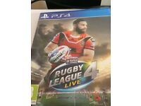 Rugby league 4
