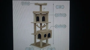 LOOKING FOR A CAT TREE......READ AND BEWARE