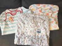 Bundle of Grobags/ baby sleeping bags (6-18m)