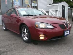 2004 PONTIAC GRAND PRIX GTP * ONLY 127,000 KMS * SUPERCHARGED *