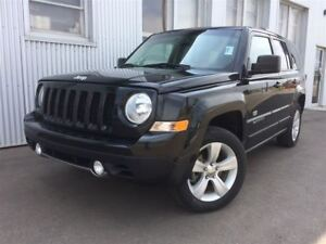 2011 Jeep Patriot 70th Anniversary, 4X4, LEATHER, SUNROOF.