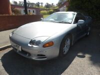MITSUBISHI 3000GT DEC 98 (UK SPEC) FOR SALE GOOD CONDITION £4,500 ono