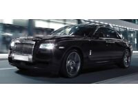 Rolls-Royce Ghost for hire