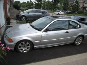 2000 BMW 3-Series Coupe E46 (2 door) OBO trades for a truck