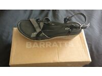 ladys sandles by barrets size 6 £15