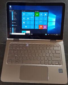 HP Spectre X360 Touchscreen Laptop i5 8GB 256GB WiFi