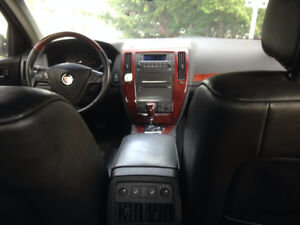 2007 Cadillac STS 4 Berline
