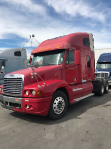 2007 Freightliner Century -full Service records!