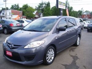 2008 Mazda MAZDA5 GS/Auto,A/C,Tinted,Certified