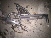 mini moto frame