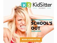 Babysitters available in North London