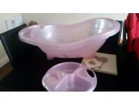 baby bath top and tail