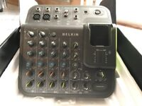 Belkin TuneStudio - Mix and Record Music onto your iPod