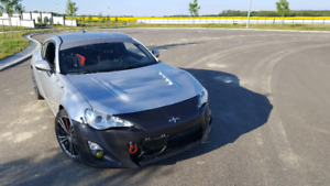 Scion frs with ls1 engine