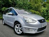 (FACE LIFT) 2010 Ford Galaxy 2.0 Tdci Titanium X 7 Seater! SAT-NAV! Stunning Example! Full MOT!