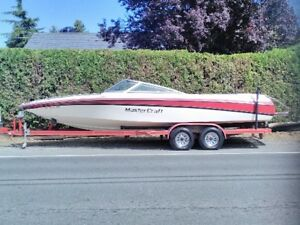 25' Mastercraft Open Bow Wakeboard / Surf Towboat - $14400 (Yarr