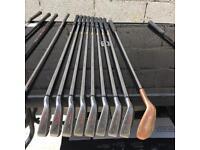 Wilson FatShaft golf clubs
