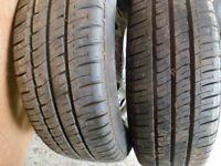 van tyres 225/65x16c