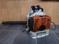Sthil BR380 2-Stroke Petrol Backpack Leaf Blower