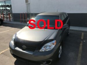 2006 Toyota Matrix AWD - AUTOMATIC-A/C-BLUETOOTH