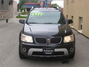 2007 Pontiac Torrent Sport-LEATHER-ROOF-AWD