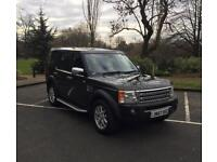 LAND ROVER DISCOVERY TDV6 XS AUTOMATIC 57REG IMMACULATE JEEP HPI CLEAR PRIVATE REG BARGAIN!!