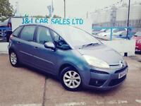 CITROEN C4 PICASSO 1.6 VTR PLUS HDI 5d 107 BHP A GREAT EXAMPLE INSIDE (grey) 2009