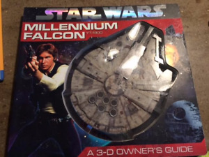 Millenium Falcon 3d owners guide