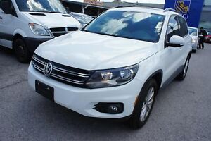 2014 Volkswagen Tiguan NAVI | BACKUP CAM |  PANO ROOF |  CLEAN C