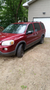 Price reduced $500 2005 Pontiac Montana SV6 Minivan