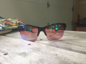 Oakley Thinlink Prizm Golf Sunglasses -  with two sets of lenses