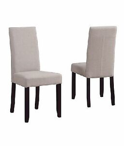 Searching for 4 Parson chairs