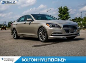 2015 Hyundai Genesis 3.8 Technology|Leather|PanoRoof|NAVI|Off Le