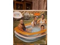 Classic paddling pool
