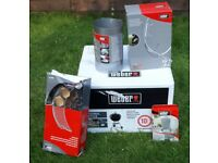 Weber 57cm barbeque brand new boxed with accessories