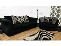 Dfs 3 seater+swivel chair**Free delivery**