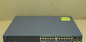 CCNA Package - 1 x 24 Port 2960 POE Switch and 3x Cisco 1142 APs