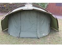 nash double top bivvy and wrap