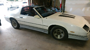 THIRD GEN 82-92 CAMARO Z28 PARTS