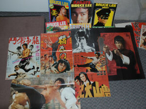 Livres, Posters & Films de Karate,Tai Chi & Kung Fu