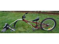 Tag along trailer kids bikes with interchangeable seat