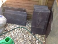 Roofing slates tiles x 72 all great condition