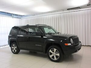 2016 Jeep Patriot HURRY!! DON'T MISS OUT!! HIGH ALTITUDE 4X4 SUV