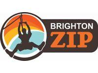 Brighton Zip Staff