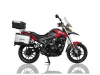 SINNIS TERRAIN 125cc ADVENTURE MOTORCYCLES - BRAND NEW - LEARNER LEGAL