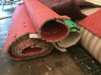 Underlay rolls