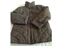 Gerry Webber light brown jacket size 12/14