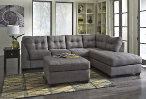 SUMMER SPECIAL OFFER ASHLEY SECTIONAL SOFA SET ON SALE