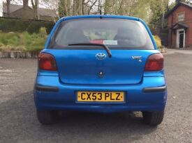 ***TOYOTA YARIS D-4D 1.4 DIESEL - PRICED TO SELL***