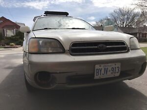 Subaru Outback 2001 LIMITED